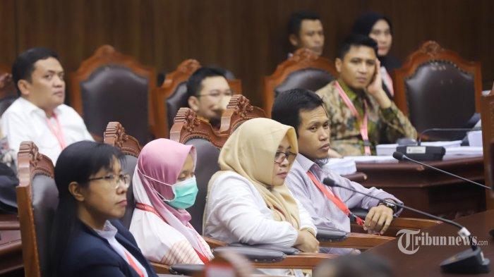 LIVE Streaming Sidang Sengketa Pilpres 2019 Mulai Pukul 13.00 WIB: KPU Hadirkan 15 Saksi dan 2 Ahli