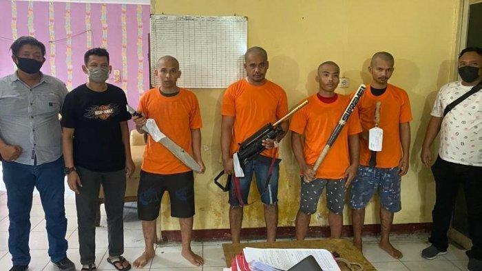 Pesta Miras Berdarah di Sibolangit, Jimmi Bernasib Tragis di Tangan Cristoper Cs di Warung Tuak