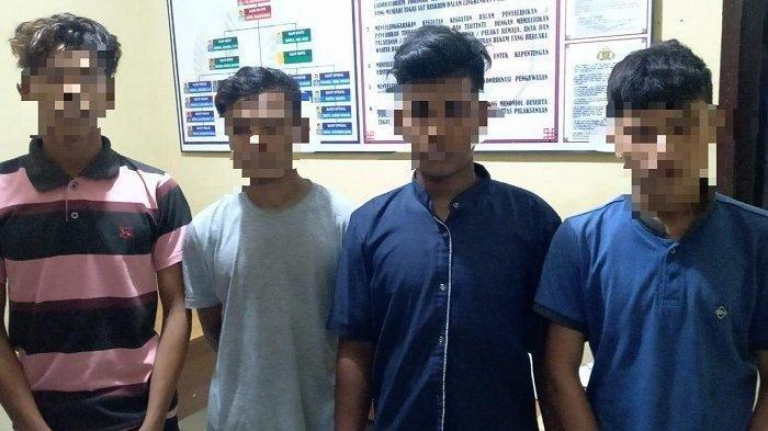 Empat Remaja Tersangka Pemerkosaan di Pidie Jaya Terancam Hukuman 15 Tahun Penjara