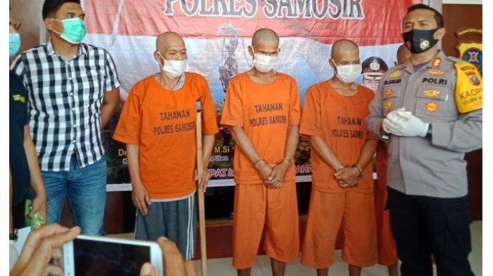 Pembunuhan Raja Adat Samosir, Anak Banyak, Dua di Antaranya Kini Masuk Panti Asuhan