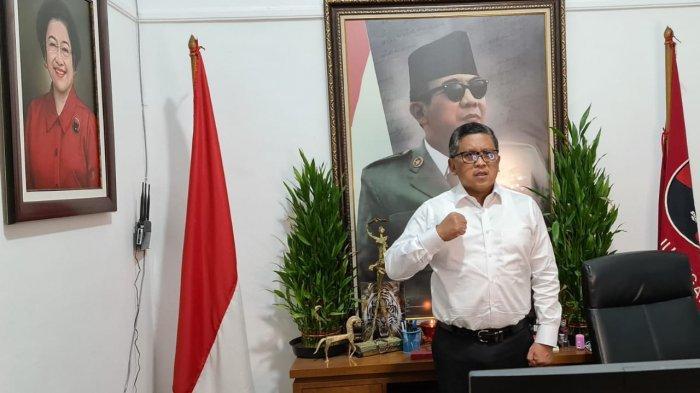 Pakai Baju Putih Ala Jokowi, Hasto: Presiden Ingin Berdaulat di Bidang Pangan