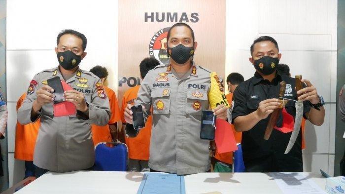Kawanan Begal Bermodus Minta Tolong Seolah Korban Kejahatan Diringkus Polisi di Lombok Barat