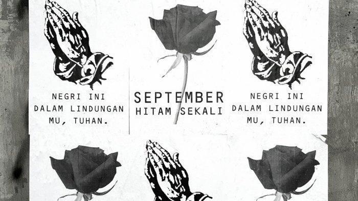 Jelang Demo Mahasiswa, Muncul Pamflet Bergambar Mawar di Sekitar Gedung DPR