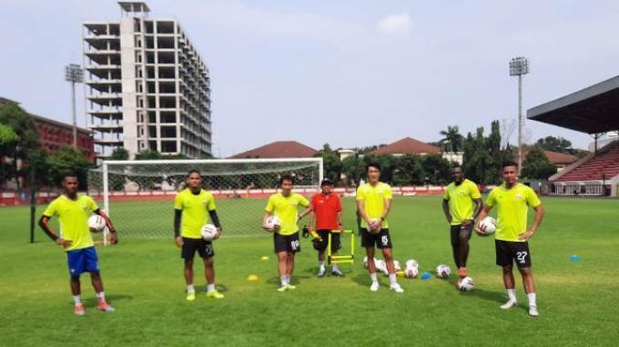 Sumardji Kagum pada Kesadaran Pemain Bhayangkara FC yang Inisiatif Gelar Latihan Mandiri