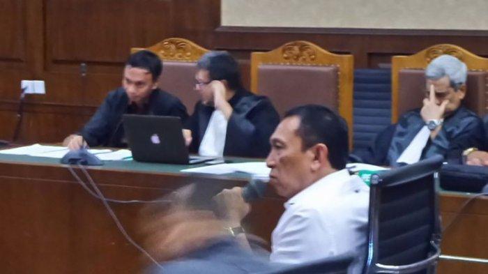 Ditetapkan sebagai Tersangka Kasus Suap Kemenpora, Sekjen KONI Pernah Terlibat Korupsi Auditor BPK