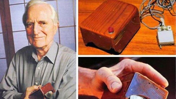 Mouse dari Material Kayu Ciptaan Mouse Engelbart Dijual Rp 270 Juta
