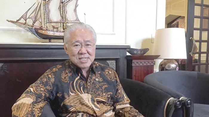 Menteri Perdagangan Republik Indonesia, Drs Enggartiasto Lukita (67) di Jepang.