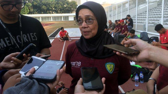 Pelatih Atletik Eni Nuraini: Hasil Latihan Estafet Putra Sudah 97 Persen, Zohri Pelari Kedua