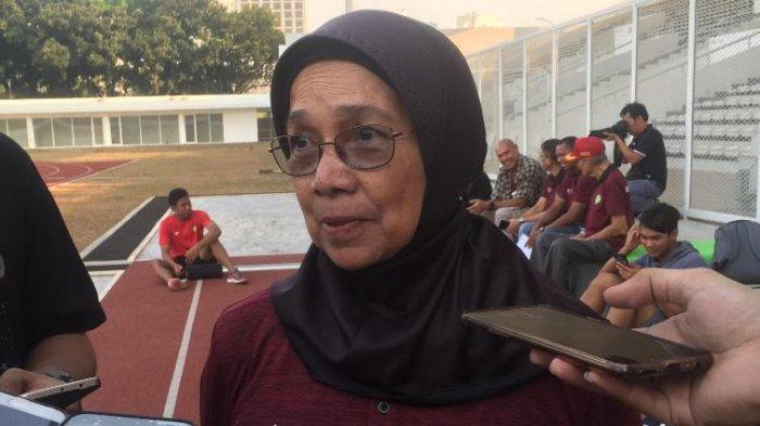 Tim Putra Estafet 4x100 Meter Semain Membaik Catatan Waktunya kata Eni Nuraini