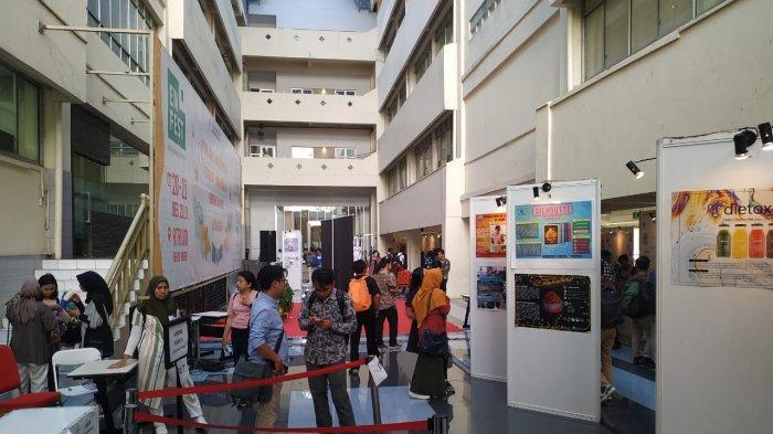 Di Entrepreneur Festival, Ada Ratusan Ide Bisnis Mahasiswa Digulirkan