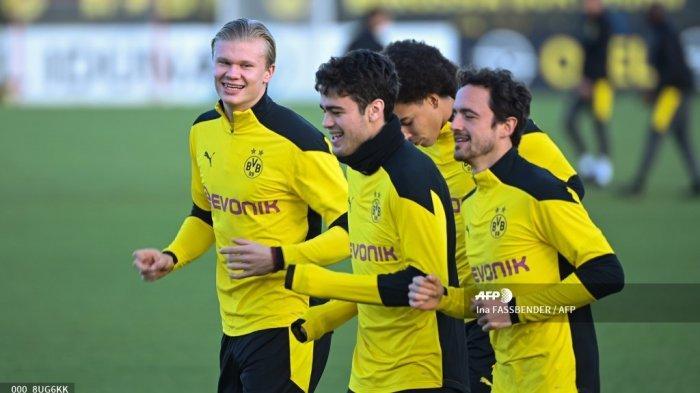 PREDIKSI Dortmund vs Lazio Liga Champions: Laga Hidup Mati Berebut Titel Juara Grup