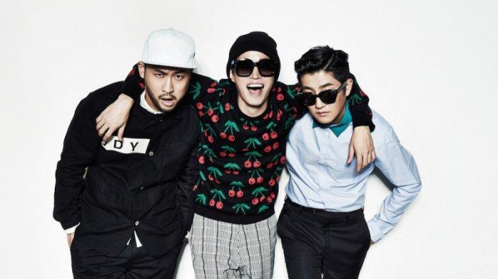 Epik High adalah grup hip-hop alternatif