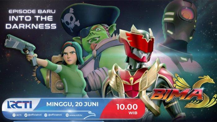 Episode Bima S Terbaru, Perjuangan Satria dan Ve Bertarung dengan Monster-Monster