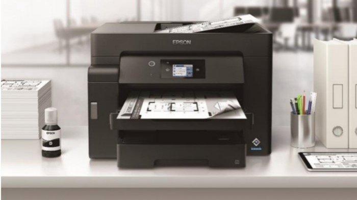 Epson Luncurkan Printer A3 EcoTank Monokrom, Bikin Pencetakan Lebih Irit