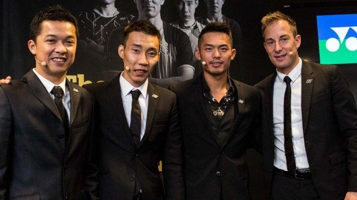 Mengulas Rekor Pertemuan Lin Dan Lawan Musuh Bebuyutannya pada Era Kejayaan Big Four