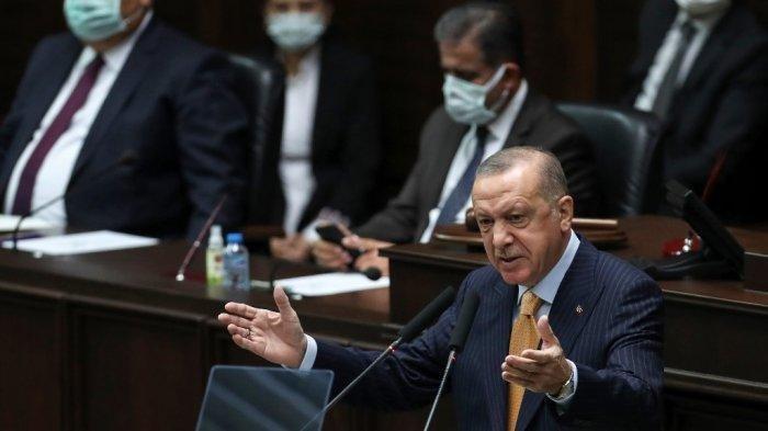 Majalah Prancis Tampilkan Karikatur 'Menjijikkan' Presiden Erdogan, Turki Ambil Langkah Hukum