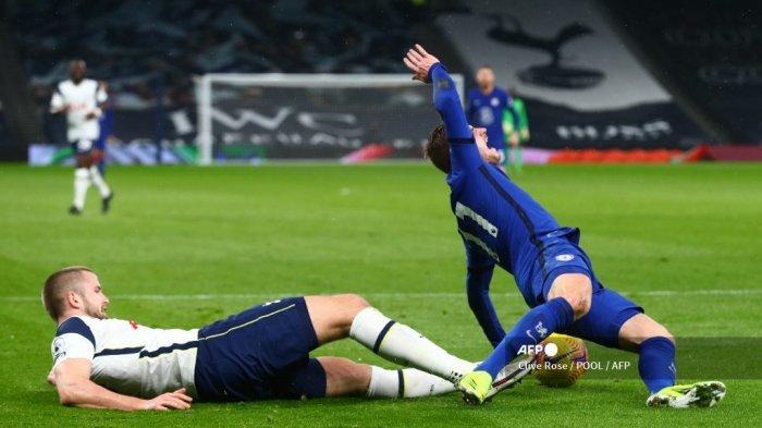 Hasil Spurs vs Chelsea Liga Inggris Babak 1: Diwarnai Penalti Kontroversi, The Blues Unggul 0-1