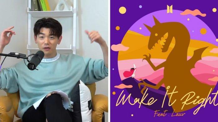 Eric Nam Rekomendasikan Lagu-lagu yang Cocok Didengar saat Semua Orang Karantina Diri Akibat Corona