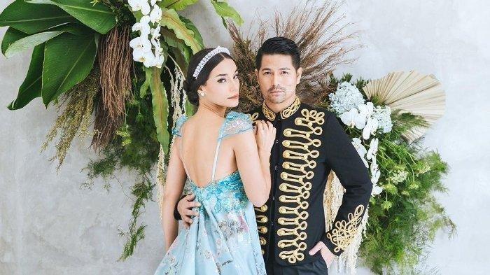 Pamer Pas Foto Background Biru, Erick Iskandar Sudah Menikah dengan Vanessa Lima?