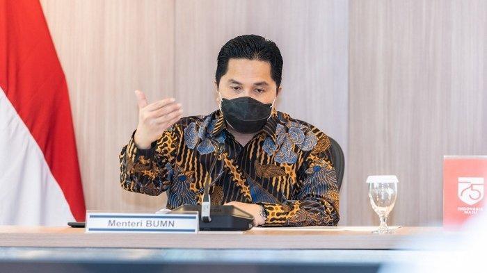 Erick Thohir Bakal Perluas Holding Farmasi Jadi BUMN Sektor Kesehatan