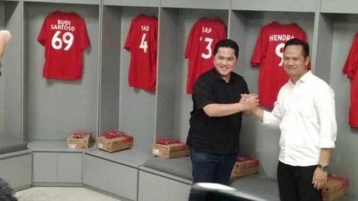 Mantan Presiden Inter Milan, Erick Thohir Beri Sinyal Garap Persis Solo