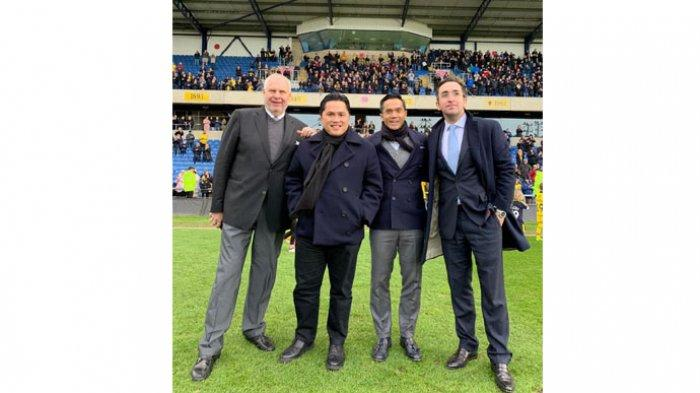 Anindya Bakrie Targetkan Pembelian Saham Mayoritas Oxford United Tuntas di Akhir Bursa Transfer