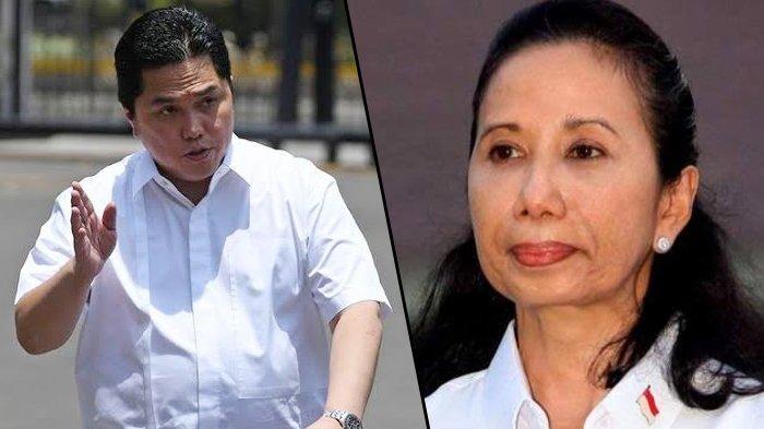 Ini Gerak Cepat Menteri BUMN Erick Thohir yang 'Membuyarkan' 5 Impian Besar Rini Soemarno