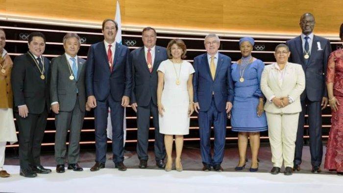 Erick Thohir Ditunjuk Jadi Salah Satu Elit Tertinggi Komite Olimpiade Internasional Disambut Positif
