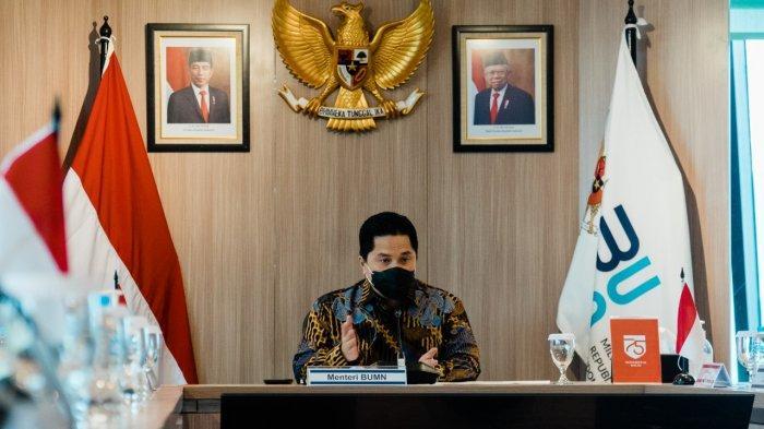Transformasi BUMN, Menteri Erick Gandeng PBNU Bangun Pondasi Akhlak
