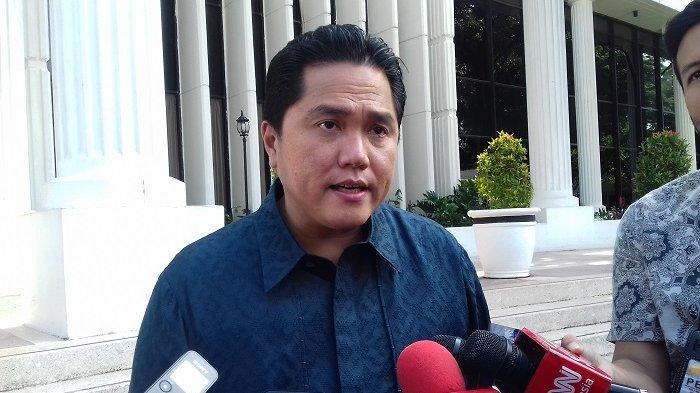 Erick Thohir Temui Jusuf Kalla hingga Sri Mulyani Jelang Pembubaran Panitia Asian Games