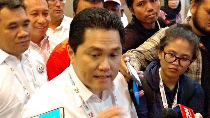 Erick Thohir: Pemimpin Tegas dan Tidak Suka Marah-marah Bisa Ajak Indonesia Gotong Royong