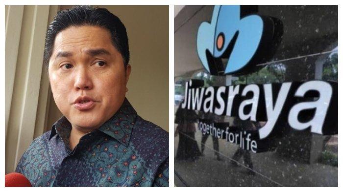Erick Tohir Rancangkan Solusi PT Asuransi Jiwasraya
