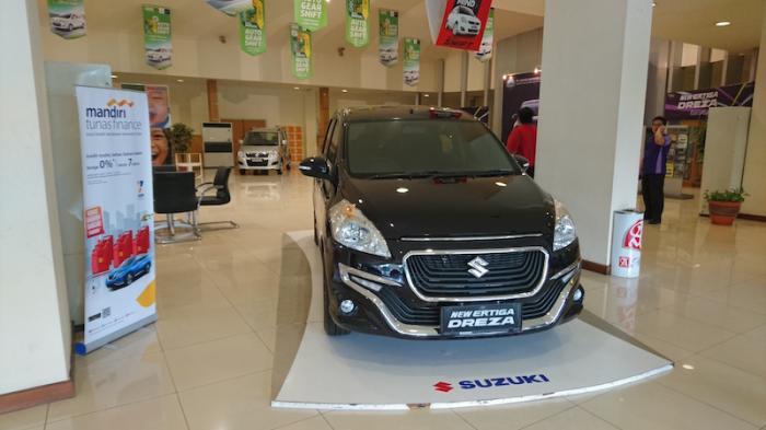 Beli Suzuki Ertiga di Dealer Mana Saja, DP-nya Cukup Rp 15 Juta