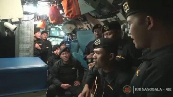 Erix Soekamti Unggah Video Para Awak KRI Nanggala-402, Nyanyi Bersama: Ku Tak Siap tanpa Dirimu