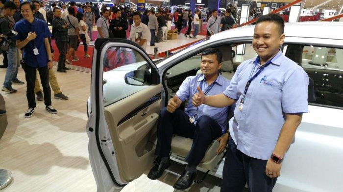 Suzuki Kenalkan Mobil Konsep All New Ertiga untuk Penyandang Disabilitas