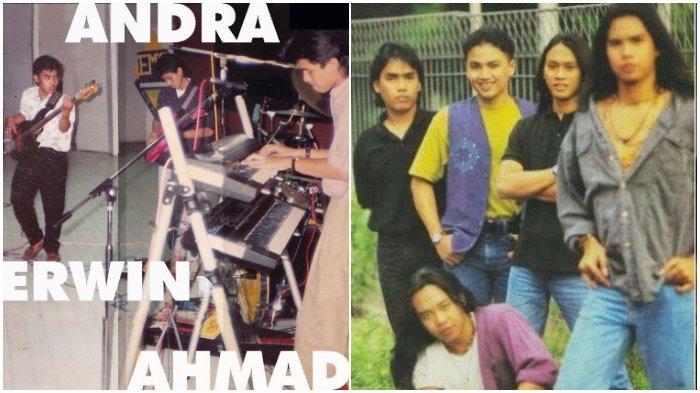 Ahmad Dhani Kenang Awal Bermain Musik Bersama Erwin Prasetya