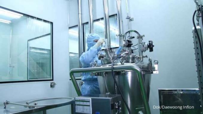 Perusahaan Farmasi Ini Catat Pendapatan Lebih dari Rp 100 M dari Penjualan Larutan Erythropoietin