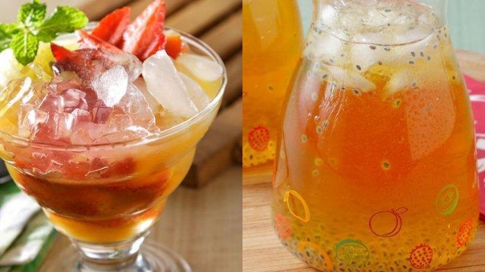 4 Resep Minuman Segar untuk Buka Puasa, Es Sop Buah hingga Squash Apel Jeruk