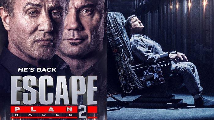 Sinopsis Film Escape Plan 2: Hades, Lengkap dengan Tayangan Trailernya