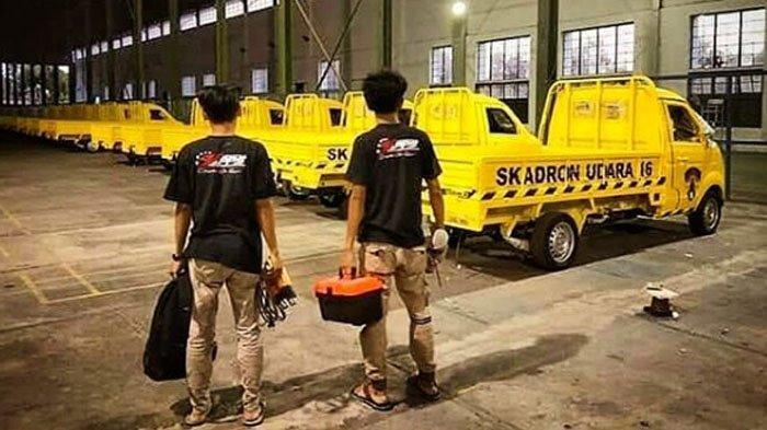 Gagahnya Esemka Bima Pesanan TNI AU, Mobil Sudah Tiba di Jakarta, Intip Foto-fotonya