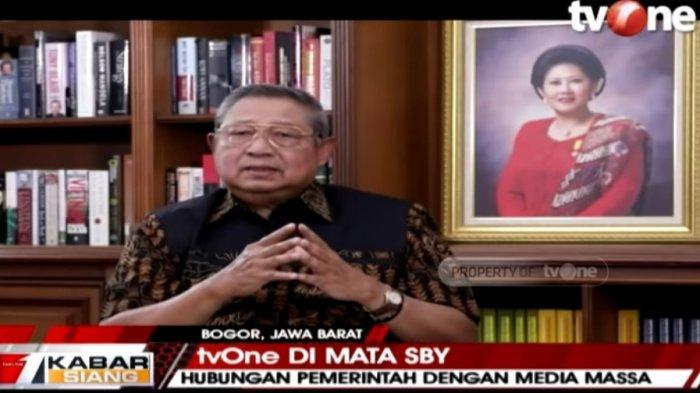 SBY: Era Saya Dulu Pers Sangat Kritis, Sangat Keras Bahkan Terkadang Sangat Sinis
