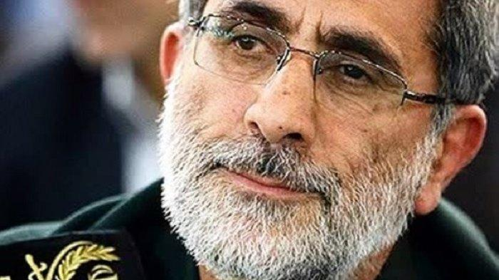 Inilah Sosok Pengganti Jenderal Soleimani Sebagai Komandan Brigade Quds Garda Revolusi Iran