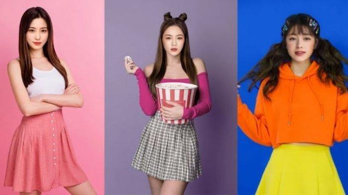 Eternity Jaein, Jiwoo, Hyejin