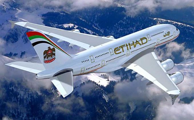 Pertama Kali Dalam Sejarah, Etihad Airways Buka Penerbangan ke Israel