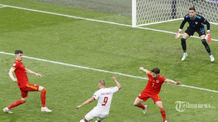 Head To Head (H2H) Ceko vs Denmark Perempat Final Euro 2021, Kenang Pembantaian 2004