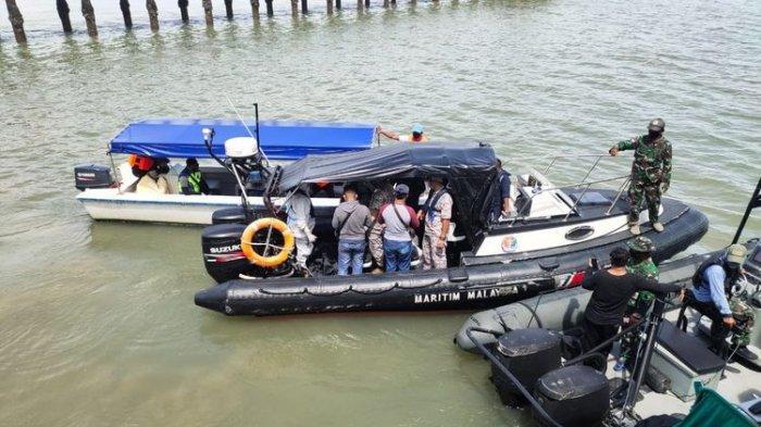 Terbawa Arus Laut, Mayat Balita Malaysia Ditemukan di Pulau Sebatik Nunukan