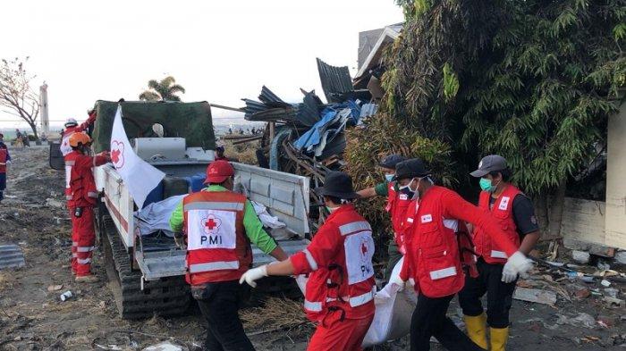 Evakuasi di Kelurahan Petobo