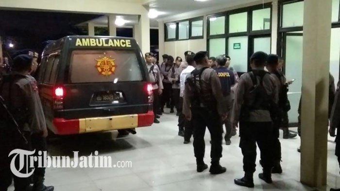 Kronologi Lengkap 8 Anggota Brimob Tersambar Petir di Gunung Ringgit, 3 Orang Tewas Ditempat