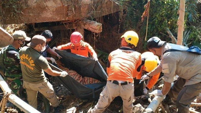 Jasad Korban Tanah Longsor di Kayong Utara Kalbar Ditemukan Setelah 5 Hari Pencarian