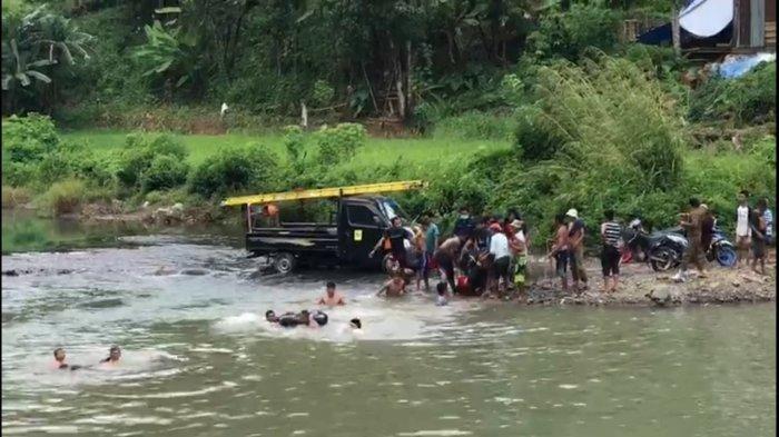 Terseret Arus Sungai, Dua Warga Maros Ditemukan Tewas di Bendungan Mallarunang